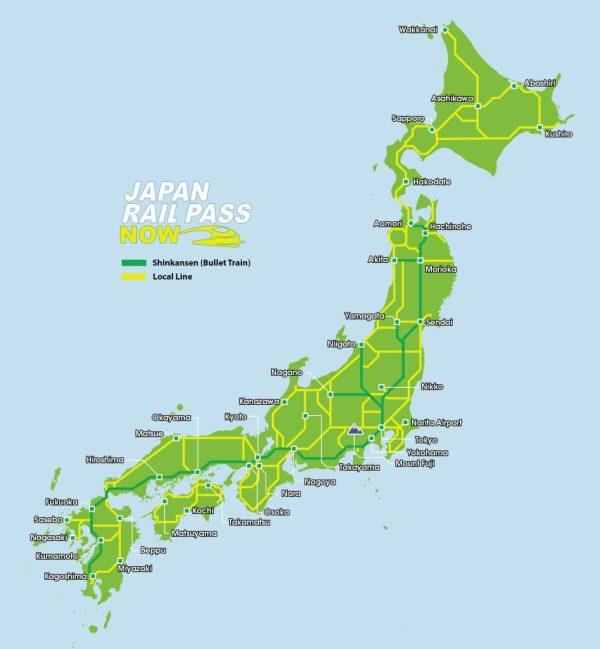 how to buy japan rail pass